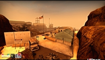 L4D2 Custom Campaign: Never Ending War (THE SAFEROOM ISN'T SAFE AT