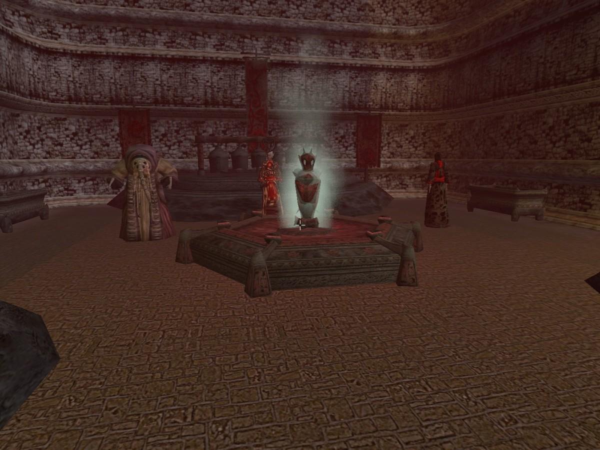 Morrowind Mod: The Sixth House