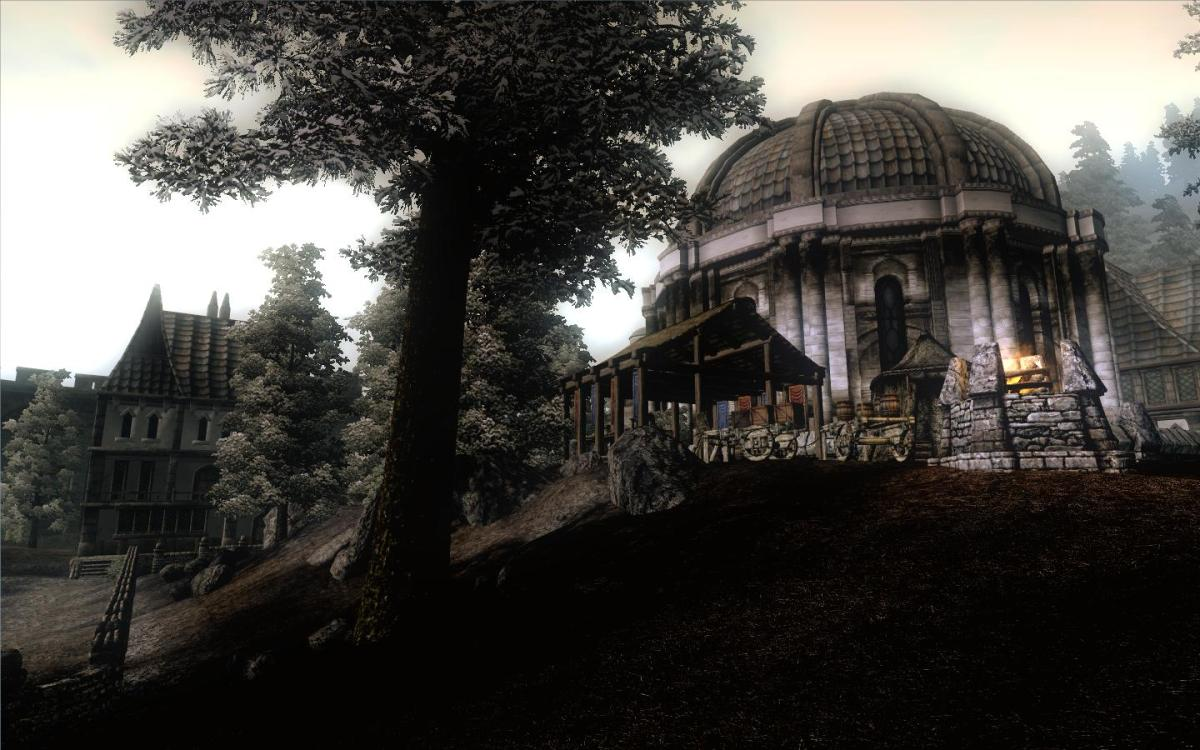 Oblivion Mod: Reclaiming Sancre Tor [updated & edited]