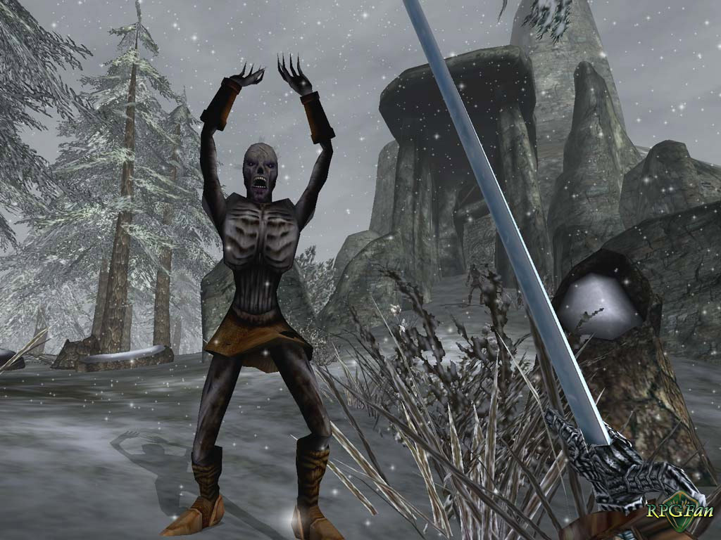 Morrowind expansion: Bloodmoon – Game and Mod Reviews
