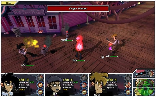 Example of the graphics, as well how