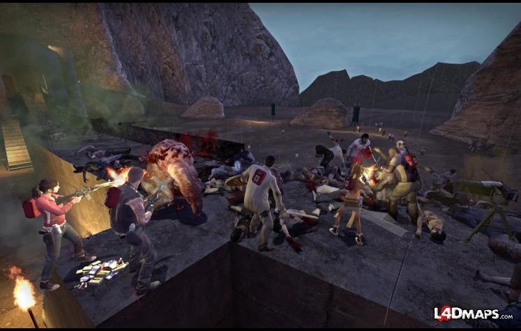 L4D2 Survival Map: Helms Deep Reborn – Game and Mod Reviews