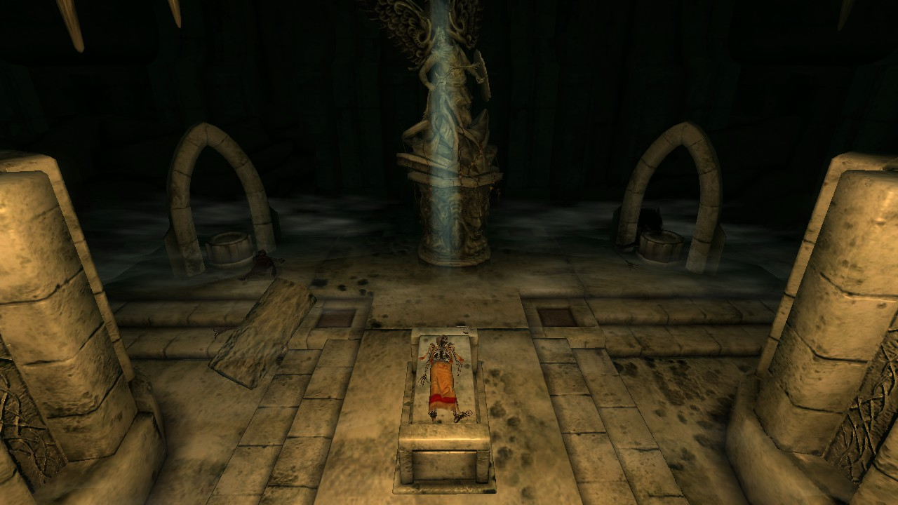 Oblivion Mod: The Blade of the Haunted – Game and Mod Reviews