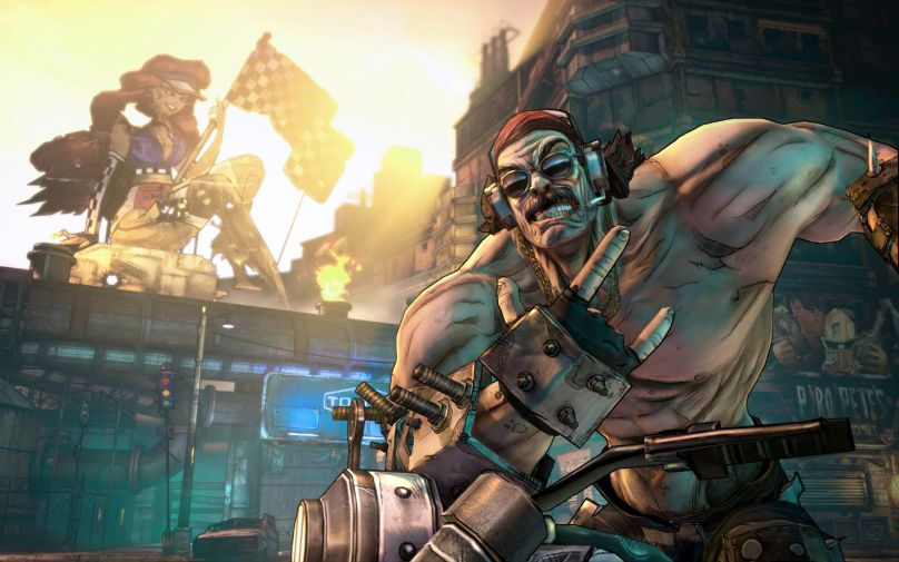 image taken from borderlands wikia