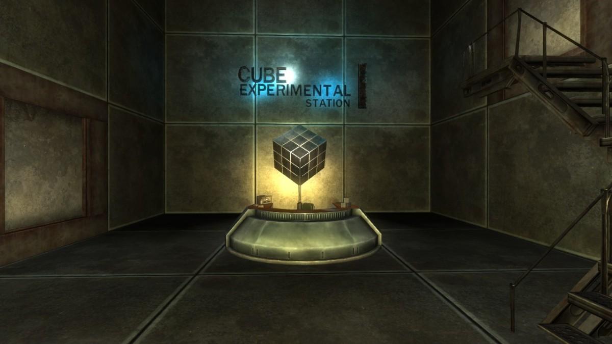 Fallout 3 Mod: Cube Experimental