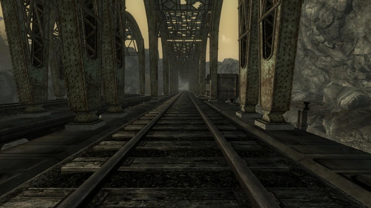 Fallout 3 Mod: A Quest for Heaven 3 [Deep Blue]