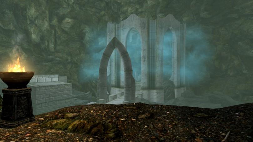 Ayleid ruins!