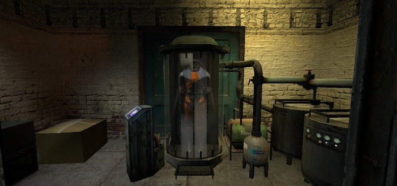 In case of problem, break glass and find Gordon Freeman